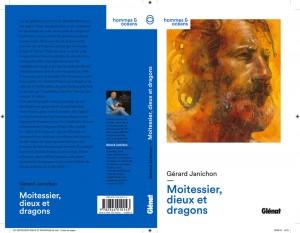 couverture MOITESSIER DIEUX ET DRAGONS